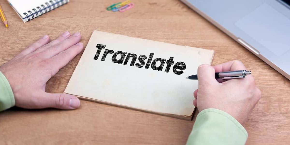 Translation Into English IGL And UTL