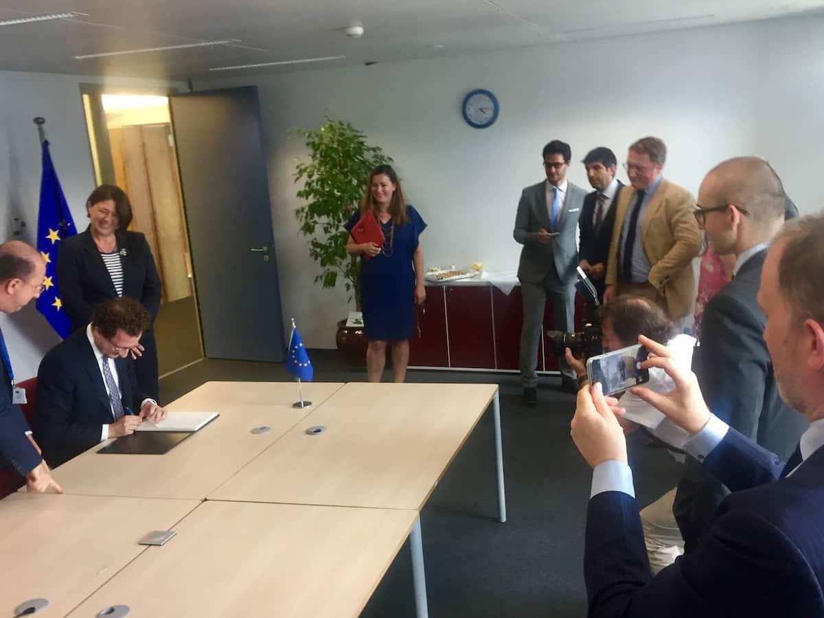 Treaty Establishing The European Community