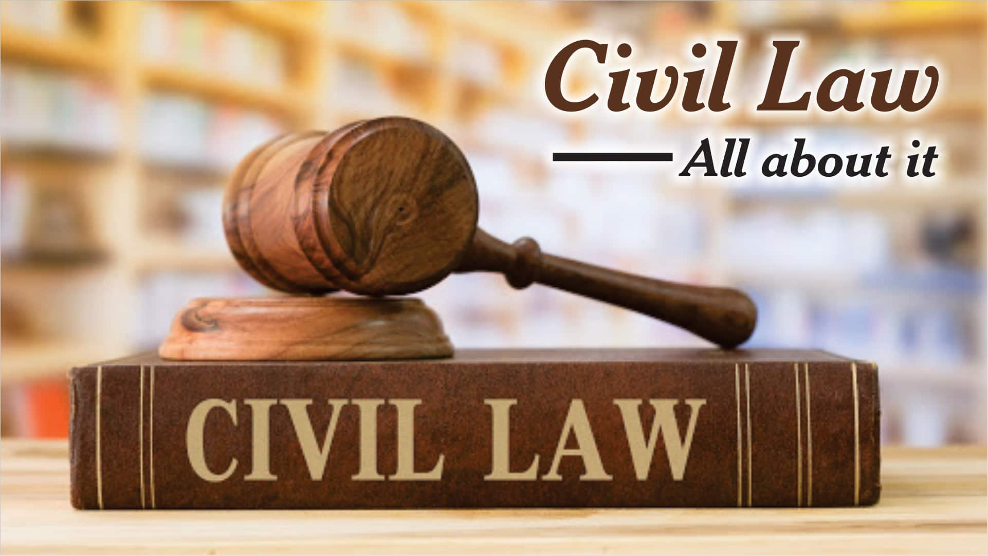 THE DEVELOPMENT OF CIVIL LAW SYSTEMS