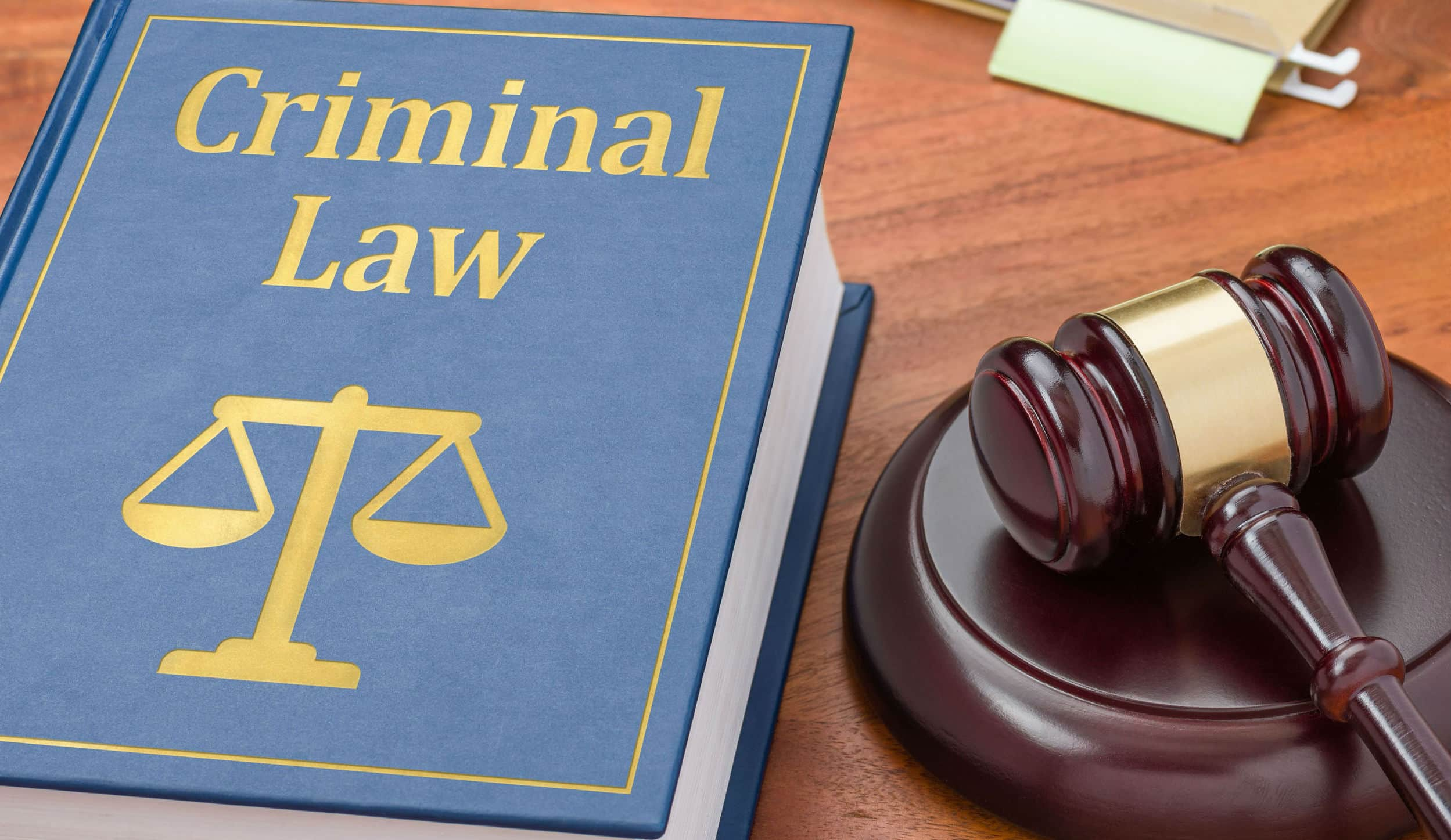 Breaking Down Criminal Law