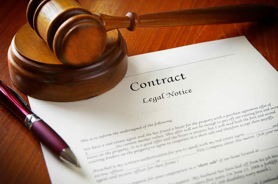 INFORMATION IN THE CONTRACT OFFER
