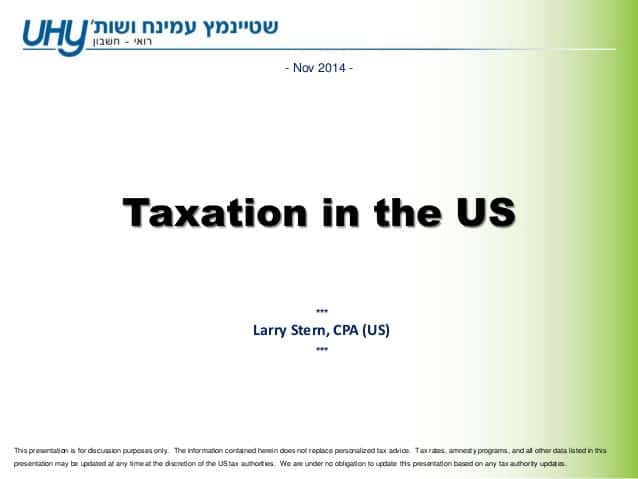 ISF AND CHARACTER confiscatory TAXATION