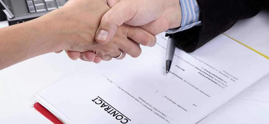 OBLIGATIONS RESULTING FROM A CONTRACT