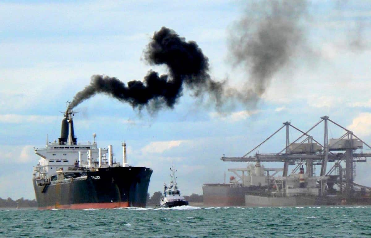 PENALTIES FOR POLLUTANT DISCHARGES FROM SHIPS