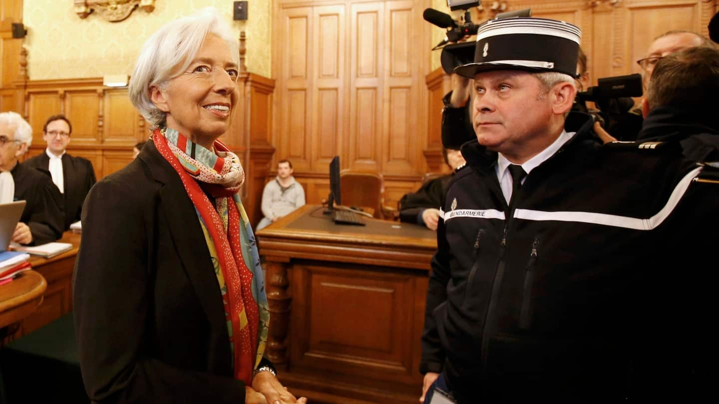 TAPIE LAGARDE AFFAIR REPEAT THE MATCH OR REPLAY THE MATCH