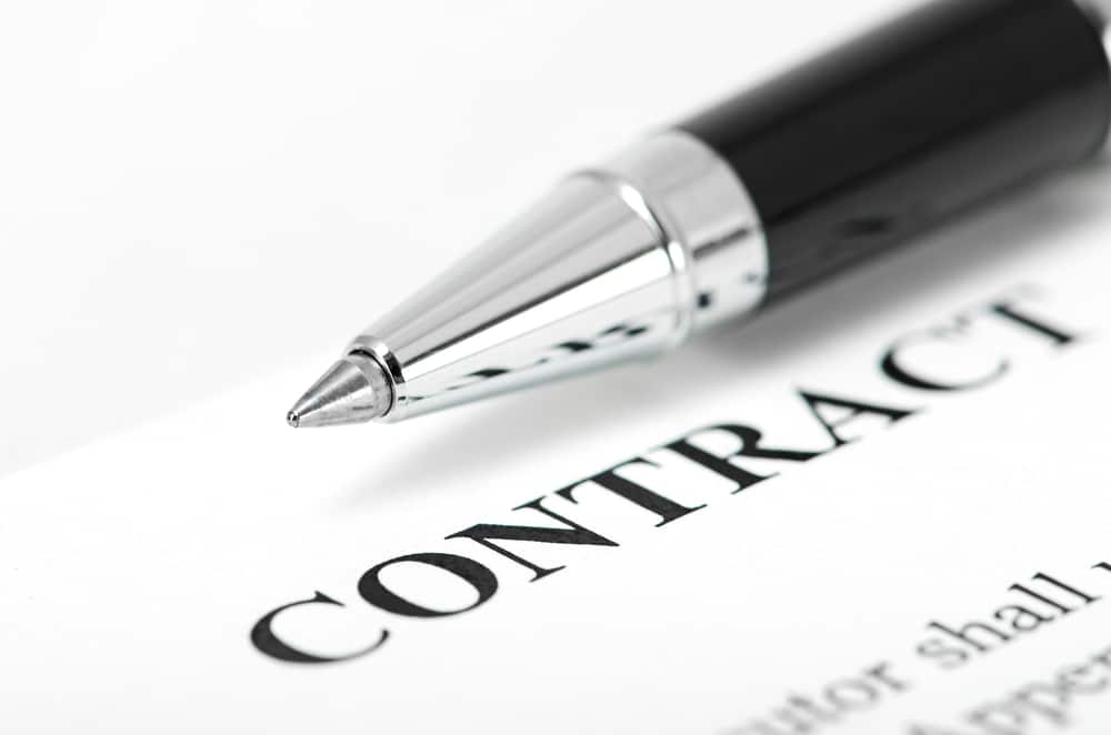 common contract law