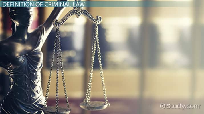 special criminal law
