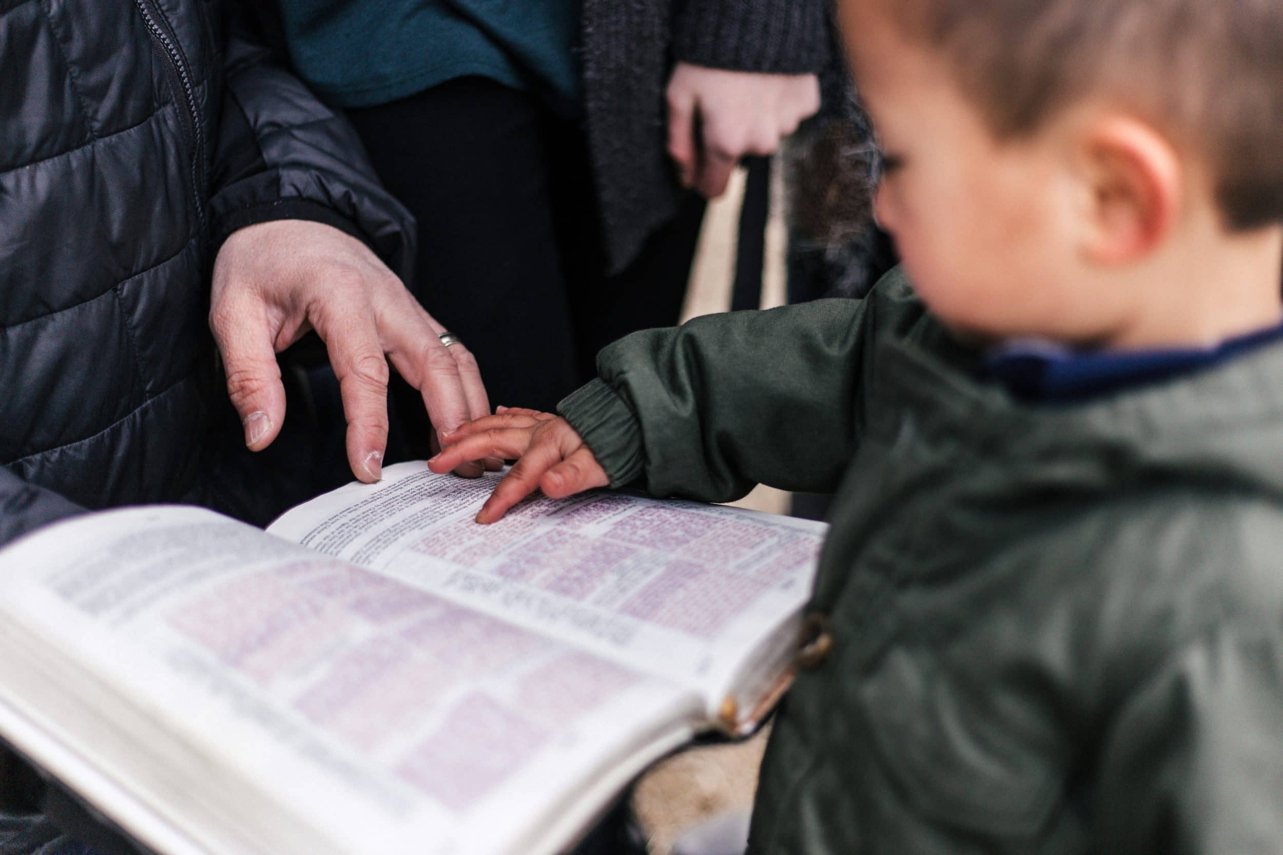 CHILD RESPONSIBILITY AND DISCERNMENT