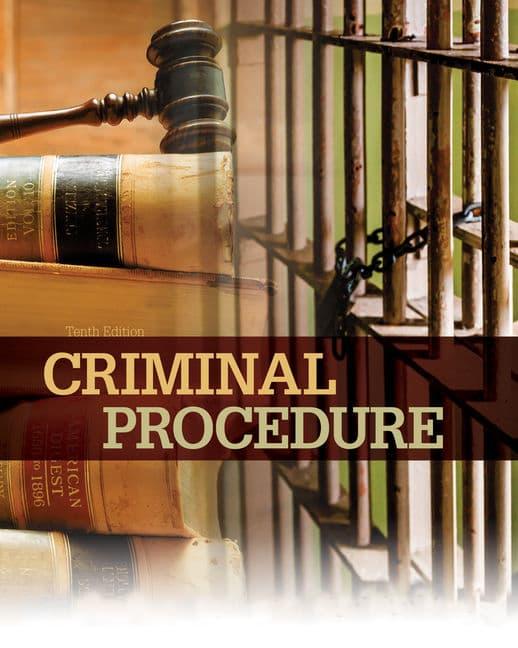 CODE OF CRIMINAL PROCEDURES(1)
