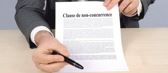 Clause De Non Concurrence