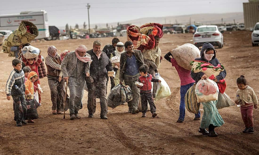Geneva Convention On Refugees