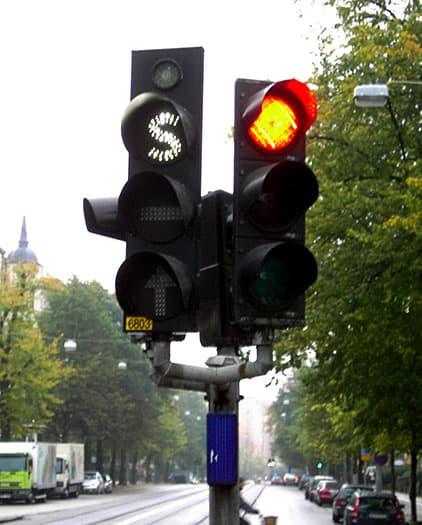 Illuminated Signaling Lights