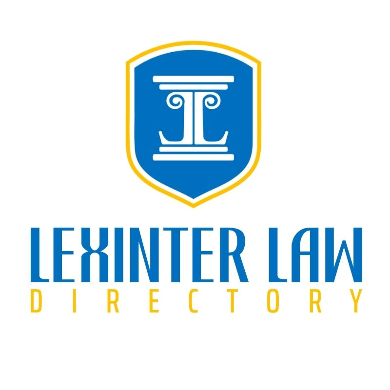 Lexinter Law Directory for Lawyers Vertical Logo
