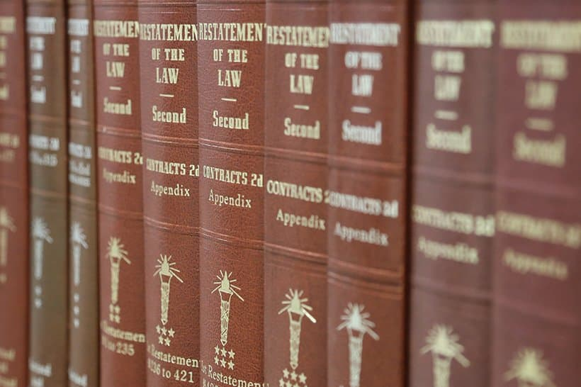 RESTATEMENT (SECOND) OF CONTRACTS DAMAGES