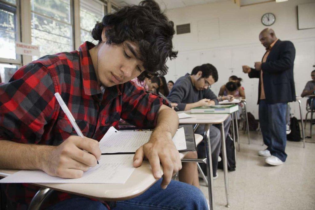 Start improving certain skills in high school