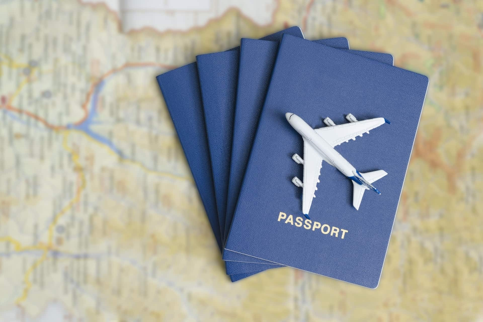VISA AND INFORMATION OBLIGATION OF THE TRAVEL AGENCY