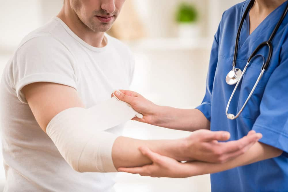 Work Accident And Return To Work Without A Return Medical Visit