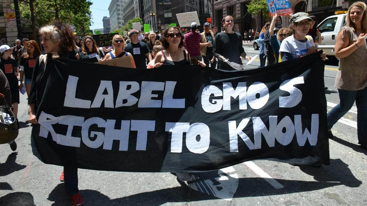 LABELING AND GMO