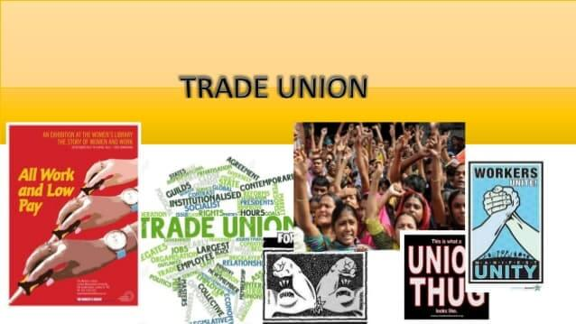 Action In Justice By Trade Union Organizations