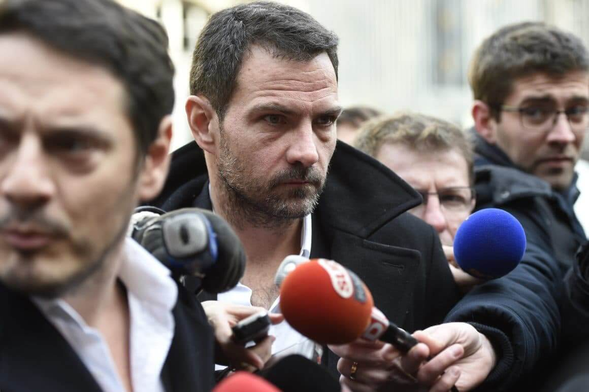 JEROME KERVIEL'S HEARING REPORT BY THE FINANCIAL BRIGADE