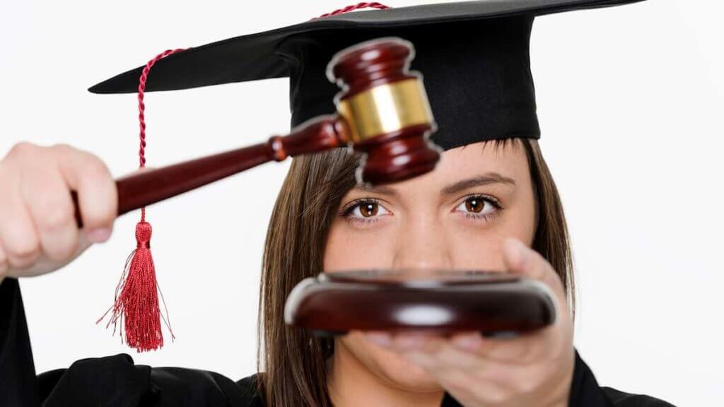 How Hard is Law School