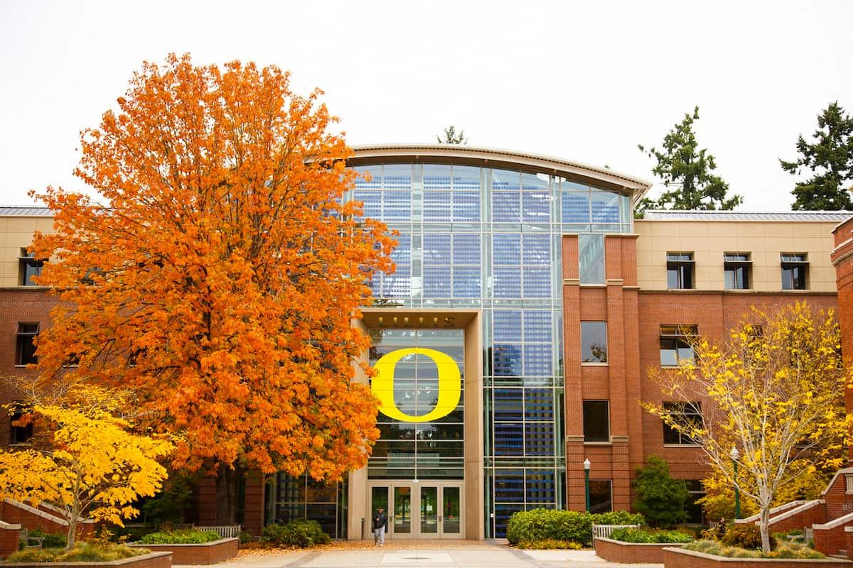 University Of Oregon Demographics