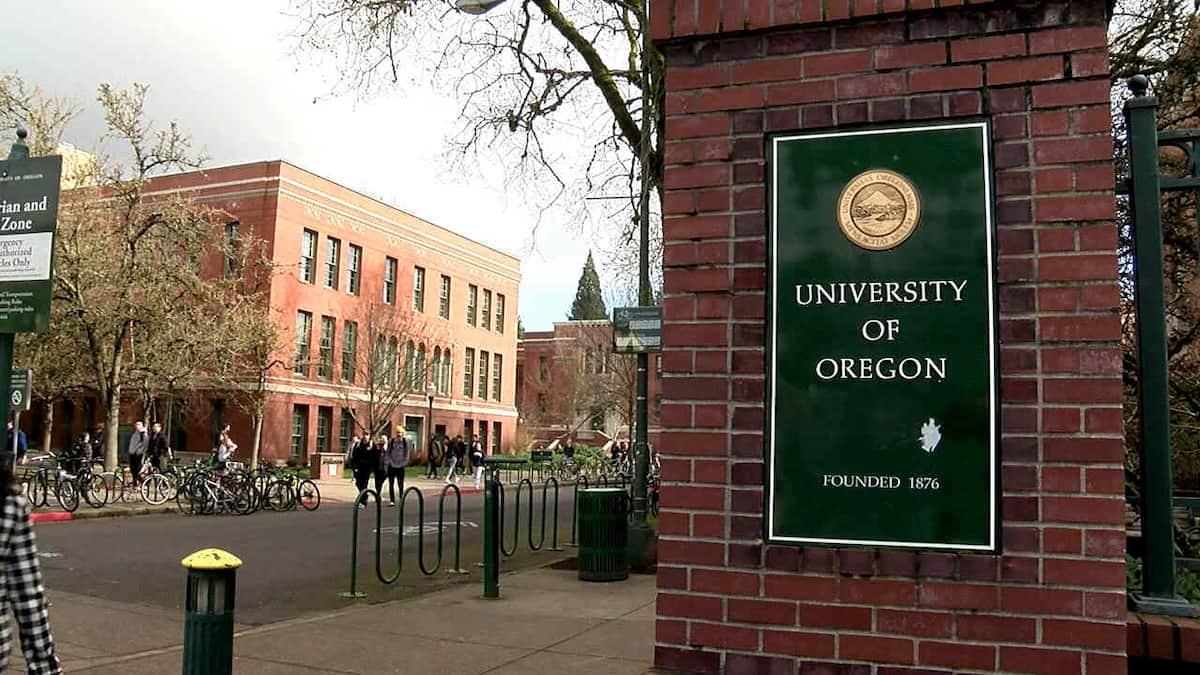 University Of Oregon Ranking