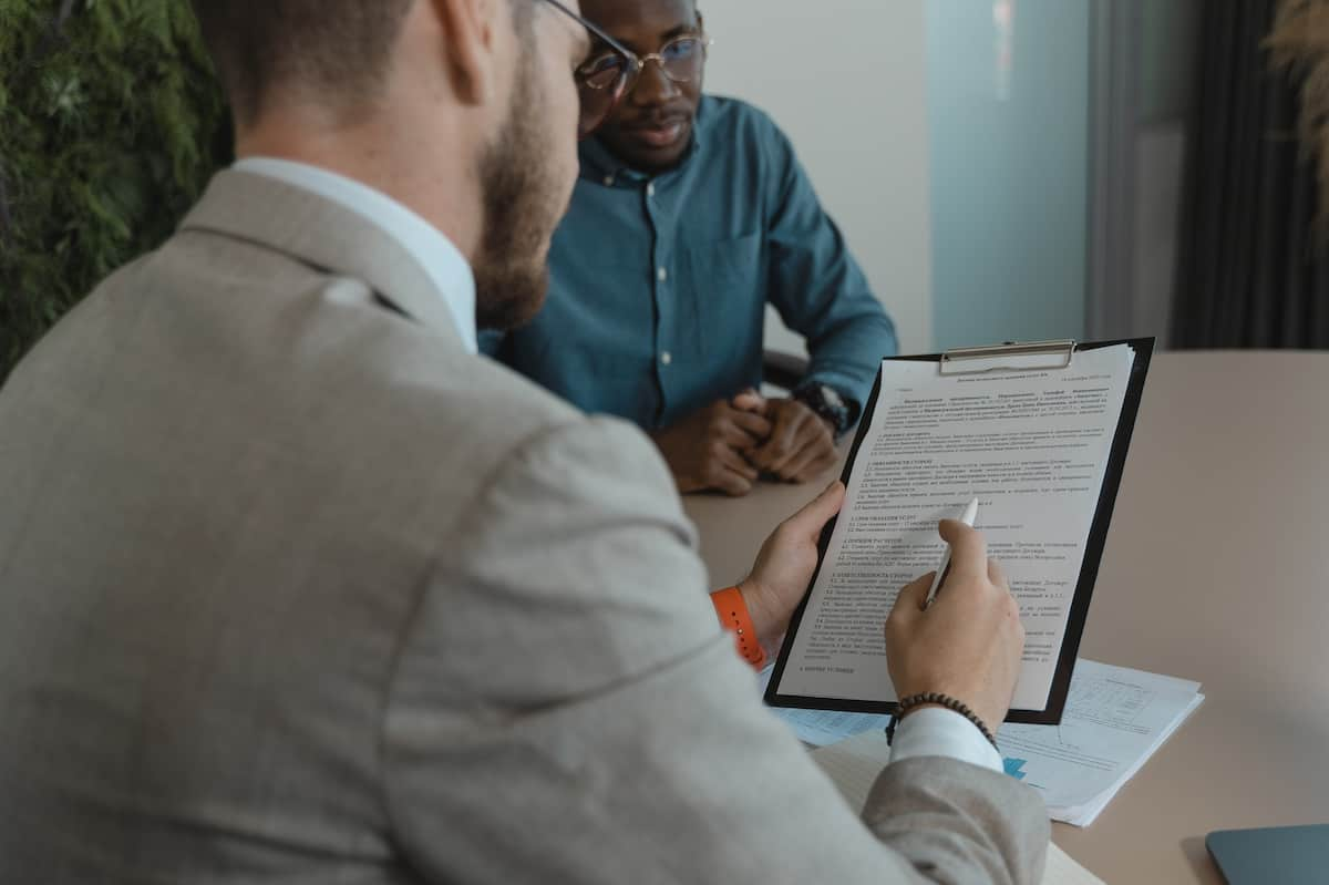 form of your employment contract